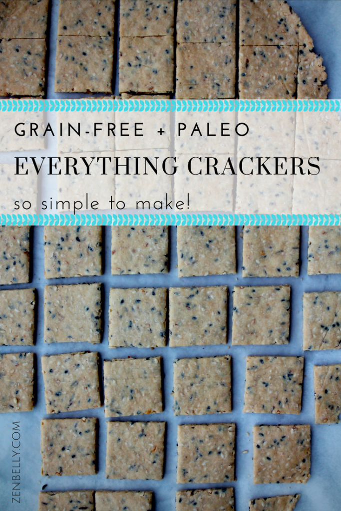 grainfree everything crackers