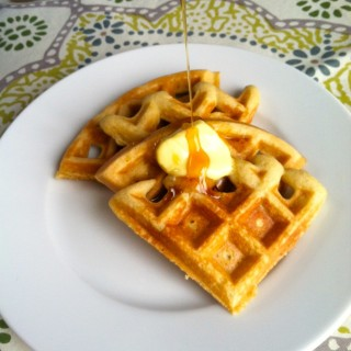 Grain-Free Waffles – UPDATED!