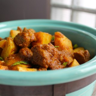 Spicy Lamb Curry