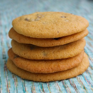 Chocolate Chip Cookies, like you remember 'em.