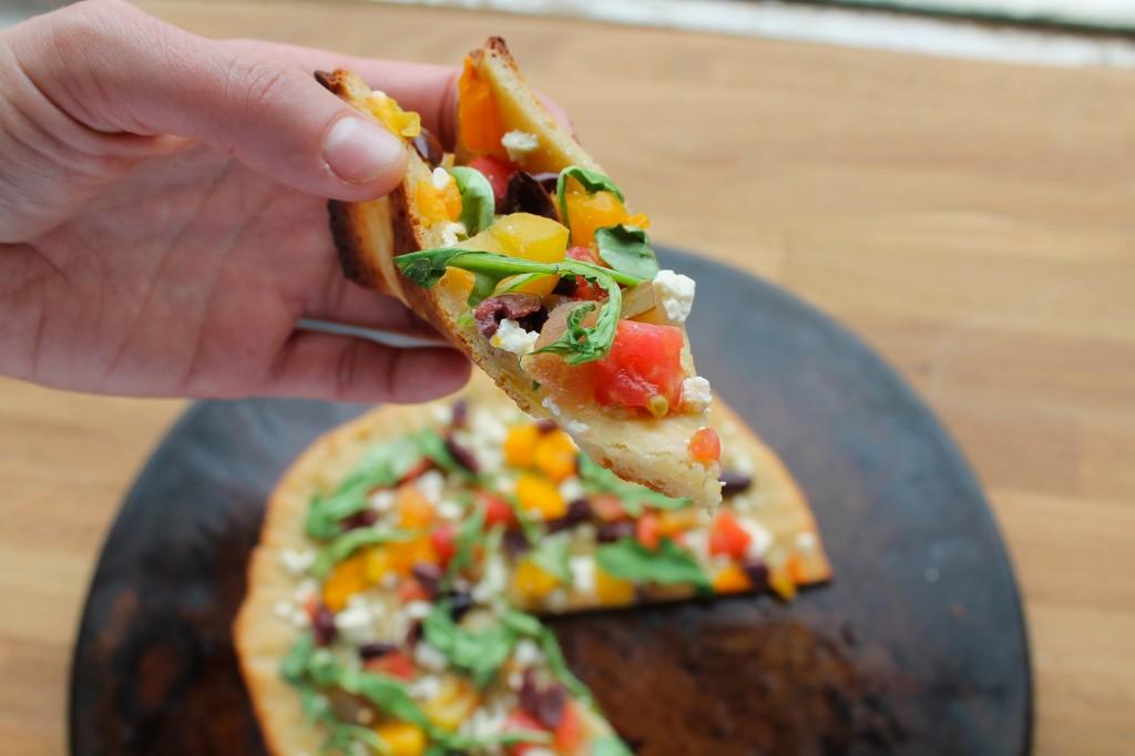 Paleo Pizza Perfection!
