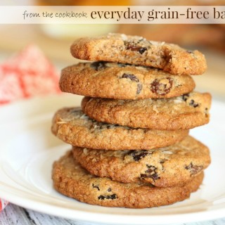 Almost Oatmeal Cookies from Everyday Grain-Free Baking