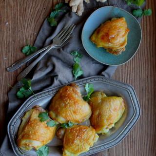 AIP Buttermilk Roasted Chicken