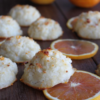 The New Yiddish Kitchen Sneak Peek: Creamsicle Macaroons