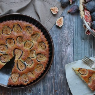 Fig & Almond Cake