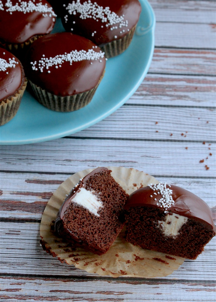 paleo hostess cupcakes
