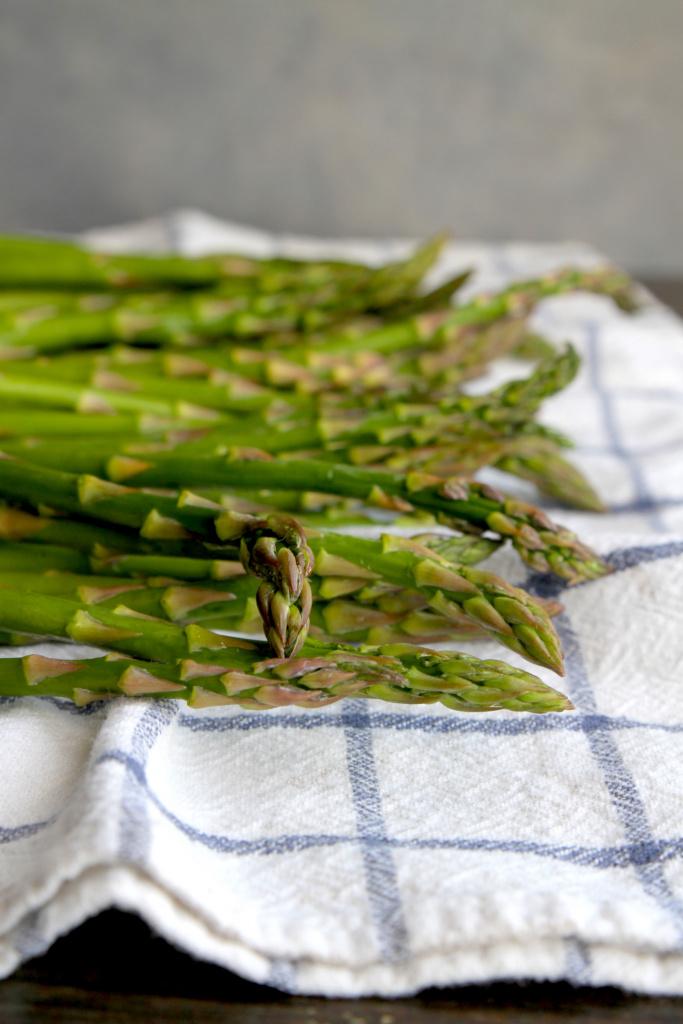 asparagus bisque