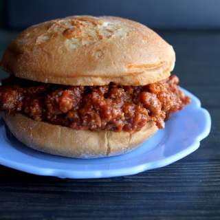 Super-Quick Sloppy Joes