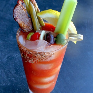 paleo bloody mary