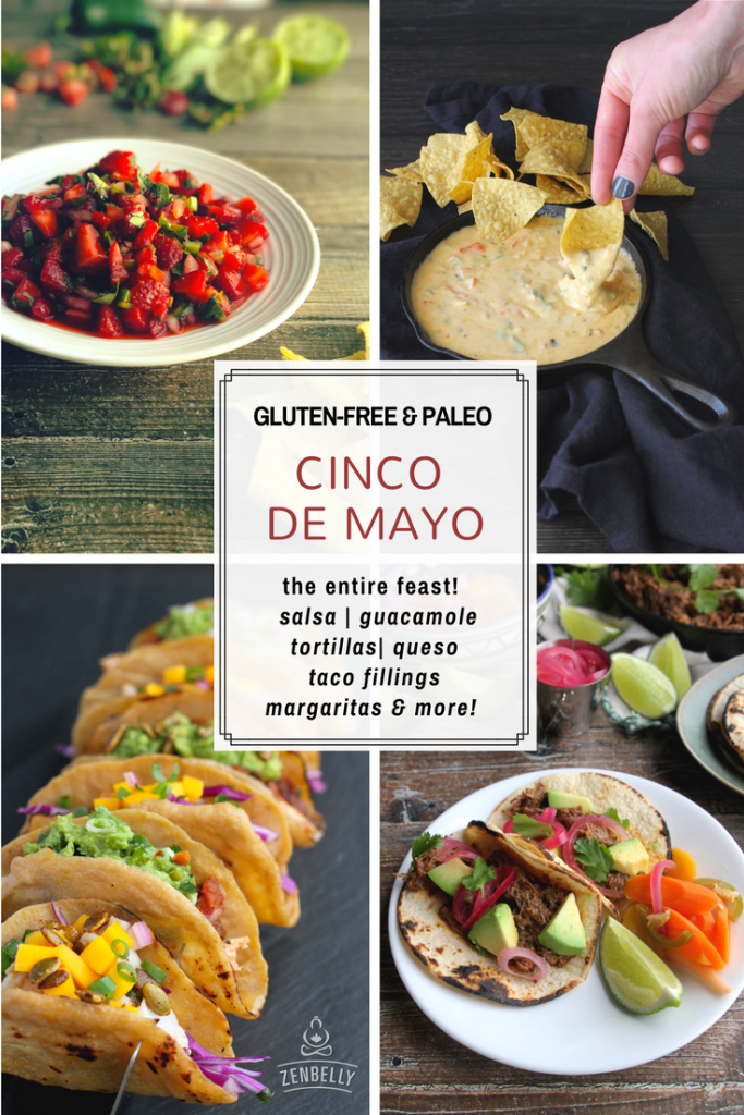 gluten-free and paleo cinco de mayo
